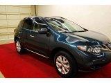 2011 Graphite Blue Nissan Murano SL #72346757