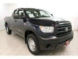 2010 Nautical Blue Metallic Toyota Tundra Double Cab 4x4 #72347062