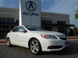 2013 Bellanova White Pearl Acura ILX 2.0L Technology #72346542