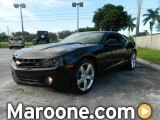 2010 Black Chevrolet Camaro LT/RS Coupe #72346956