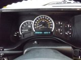 2006 Hummer H2 SUV Gauges