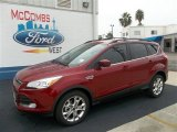 2013 Ruby Red Metallic Ford Escape SE 1.6L EcoBoost #72346633