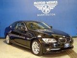 2011 Jet Black BMW 3 Series 328i xDrive Coupe #72346530