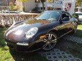 2012 Black Porsche 911 Black Edition Cabriolet #72347151