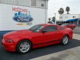2013 Race Red Ford Mustang V6 Coupe #72346631
