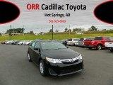 2012 Attitude Black Metallic Toyota Camry LE #72346934