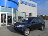 2010 Royal Blue Pearl Honda CR-V EX-L AWD #72346707