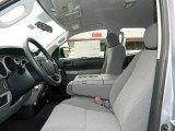 2013 Toyota Tundra Double Cab Graphite Interior