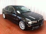 2002 Black Sapphire Metallic BMW 3 Series 330i Coupe #72346626