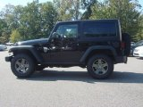 2011 Jeep Wrangler Call of Duty: Black Ops Edition 4x4 Exterior