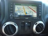2011 Jeep Wrangler Call of Duty: Black Ops Edition 4x4 Navigation