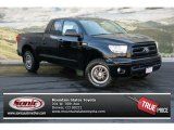 2013 Black Toyota Tundra TRD Rock Warrior Double Cab 4x4 #72346509