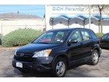 2009 Crystal Black Pearl Honda CR-V LX 4WD #72347208