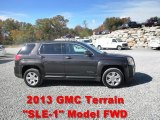 2013 Iridium Metallic GMC Terrain SLE #72347197