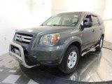2007 Nimbus Gray Metallic Honda Pilot LX 4WD #72347125