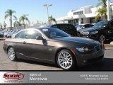 2009 Mojave Brown Metallic BMW 3 Series 328i Convertible #72346888