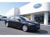 2013 Tuxedo Black Metallic Ford Fusion SE 1.6 EcoBoost #72346796