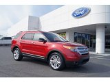 2013 Ruby Red Metallic Ford Explorer XLT #72346795