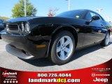 2013 Pitch Black Dodge Challenger SXT #72346777