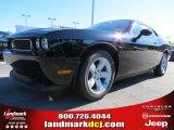 2013 Pitch Black Dodge Challenger SXT #72346776