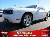 2013 Bright White Dodge Challenger SXT #72346775
