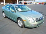 2009 Moss Green Metallic Ford Fusion SEL #72398222