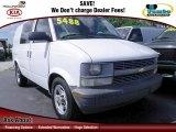 2004 Summit White Chevrolet Astro Commercial Van #72398350