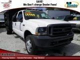 2004 Ford F450 Super Duty XL Crew Cab Dump Truck Data, Info and Specs
