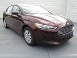 2013 Bordeaux Reserve Red Metallic Ford Fusion S #72397955