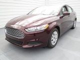 2013 Ford Fusion S Data, Info and Specs