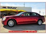 2012 Deep Cherry Red Crystal Pearl Chrysler 300  #72398084