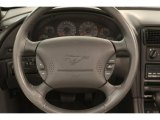 2000 Ford Mustang GT Convertible Steering Wheel