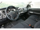 2013 Toyota Tundra CrewMax 4x4 Black Interior