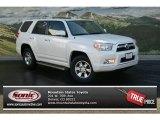 2013 Blizzard White Pearl Toyota 4Runner SR5 4x4 #72397522