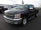2013 Chevrolet Silverado 1500 Blue Ray Metallic