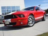 2007 Torch Red Ford Mustang Shelby GT500 Coupe #72397797