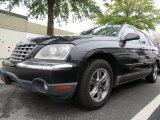 2004 Brilliant Black Crystal Pearl Chrysler Pacifica  #72398304