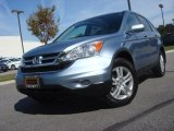 2010 Glacier Blue Metallic Honda CR-V EX-L #72397786