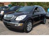 2011 Carbon Black Metallic Buick Enclave CXL AWD #72397494