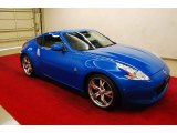 2009 Monterey Blue Nissan 370Z Sport Touring Coupe #72397780
