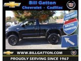 2011 Black Toyota Tundra Regular Cab 4x4 #72398413