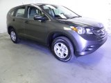 2013 Polished Metal Metallic Honda CR-V LX AWD #72398163