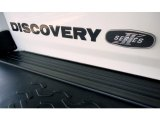 Land Rover Discovery II Badges and Logos