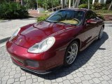 1999 Arena Red Metallic Porsche 911 Carrera Coupe #72397918
