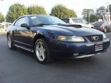 2003 True Blue Metallic Ford Mustang GT Coupe #72398406