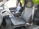 2005 Ford F150 XLT SuperCab 4x4 Front Seat