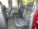 2005 Ford F150 XLT SuperCab 4x4 Rear Seat