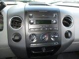 2005 Ford F150 XLT SuperCab 4x4 Controls