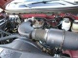 2005 Ford F150 XLT SuperCab 4x4 4.6 Liter SOHC 16-Valve Triton V8 Engine