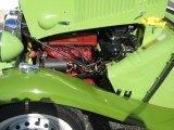 MG TD Engines